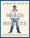 Jamie Oliver's Meals in Minutes: A Revolutionary Approach to Cooking Good Food Fast Cover
