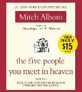 The Five People You Meet in Heaven: A Fable