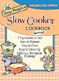 Busy Peoples Slow Cooker Cookbook