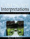 Landscape Interpretations History Techni