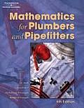 Mathematics For Plumbers & Pipefitters 6th Edition