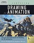 Exploring Drawing for Animation (04 Edition)