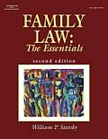 Family Law : the Essentials (2ND 04 - Old Edition)
