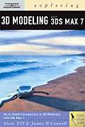 3d Modeling 3DS Max 7 - With CD (05 Edition)