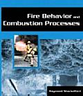 Fire Behavior and Combustion Processes Cover