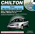 Total Car Care CD-ROM: Ford 1983-1999 Mid- And Full-Size Cars Jewel Case