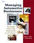 Managing Automotive Businesses, Strategic Planning, Personnel and Finances (06 Edition)