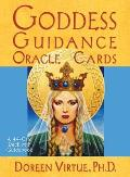 Goddess Guidance Oracle Card with Booklet
