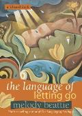 The Language of Letting Go Cards: A 50-Card Deck Cover