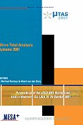 Micro Total Analysis Systems 2001: Proceedings of the [Mu] Tas 2001 Symposium, Held in Monterey, CA, USA, 21-25 October, 2001