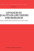 Social Indicators Research Series #20: Advances in Quality-Of-Life Theory and Research Cover
