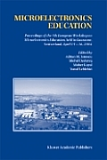 Microelectronics Education: Proceedings of the 5th European Workshop on Microelectronics Education, Held in Lausanne, Switzerland, April 15-16, 20