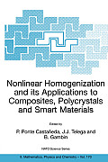 Nonlinear Homogenization & Its Applications To C