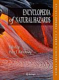 Encyclopedia of Natural Hazards (Encyclopedia of Earth Sciences) Cover