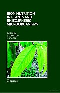 Iron Nutrition in Plants and Rhizospheric Microorganisms Cover