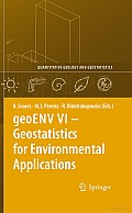 GeoENV VI – Geostatistics for Environmental Applications