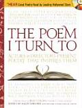 Poem I Turn to Actors & Directors Present Poetry That Inspires Them With CD