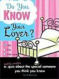 Do You Know Your Lover