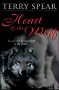 Heart of the Wolf: To Win Her, He Must Fight to the Death... Cover
