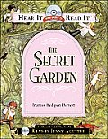 The Secret Garden with CD (Audio) (Hear It Read It)