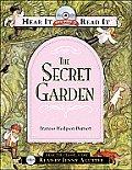 The Secret Garden with CD (Audio) (Hear It Read It)