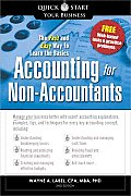 Accounting for Non-Accountants: The Fast and Easy Way to Learn the Basics Cover