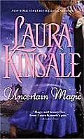 Uncertain Magic Cover