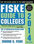 Fiske Guide to Colleges 2014 30E