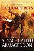 A Place Called Armageddon (Constantinople 1453) Cover