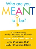 Who Are You Meant to Be?: A Groundbreaking Step-By-Step Process for Discovering and Fulfilling Your True Potential Cover