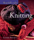 Portable Crafter Knitting