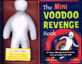 Mini Voodoo Revenge Book & Kit With Doll