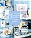 Heart & Home's Charming Paint and Decoupage Projects