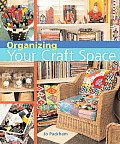 Organizing Your Craft Space Cover