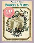 Memories of a Lifetime: Borders & Frames: Artwork for Scrapbooks and Fabric-Transfer Crafts