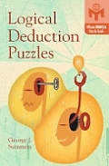 Logical Deduction Puzzles (Official Mensa Puzzle Book)