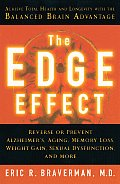 The Edge Effect: Achieve Total Health and Longevity with the Balanced Brain Advantage Cover