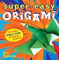 Super-easy Origami
