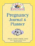 Great Expectations Pregnancy Journal & Planner