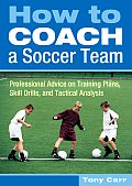 How to Coach a Soccer Team Professional Advice on Training Plans Skill Drills & Tactical Analysis