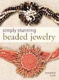 Simply Stunning Beaded Jewelry Cover