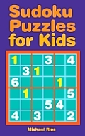 Sudoku Puzzles for Kids Cover