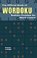 The Official Book of Wordoku: Sudoku Puzzles for Word Lovers