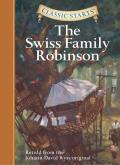 The Swiss Family Robinson (Classic Starts) Cover