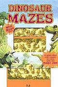 Dinosaur Mazes Mini Magic Mazes