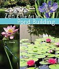 Zen &amp; the Art of Pond Building Cover