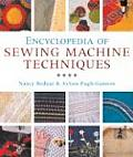 Encyclopedia of Sewing Machine Techniques Cover