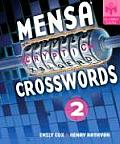 Mensa Cryptic Crosswords 2 (Official Mensa Puzzle Book)