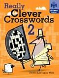 Really Clever Crosswords 2 (Mensa) Cover