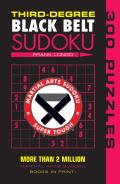 Third-Degree Black Belt Sudoku (Martial Arts Sudoku)